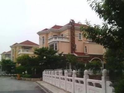 昆山亭林山庄-老别墅小区底层地