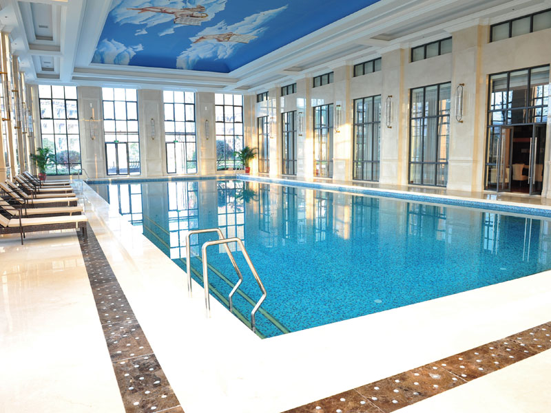 PD Swimming Pool Waterproof System