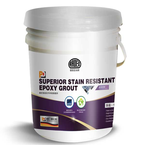PD-Superior Stain Resistant Epoxy Grout
